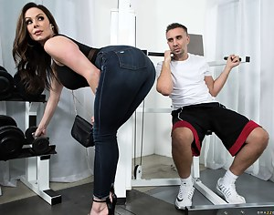 Hot Gym Porn Pictures